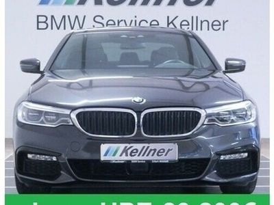 gebraucht BMW 540 i xDrive M Sport, Abstandstemp