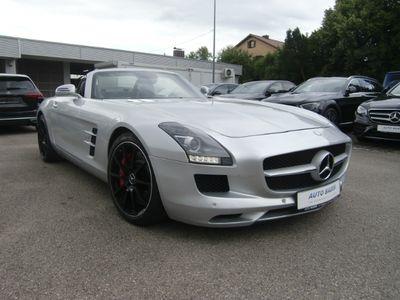 gebraucht Mercedes SLS AMG Roadster Carbon Bang&Olufsen BeoSoundAMG