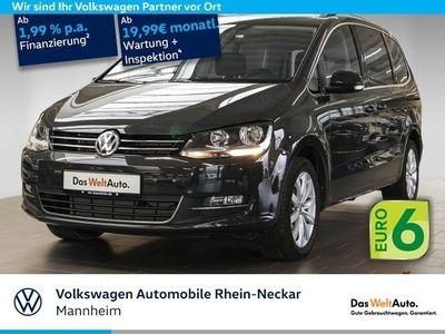 gebraucht VW Sharan 1.4 TSI Highline BMT 7-Sitzer Automatik Navi uvm