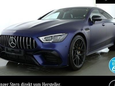 gebraucht Mercedes AMG GT Cp. 4M Burmester 3D AeroPak Perf-Sitze SHD
