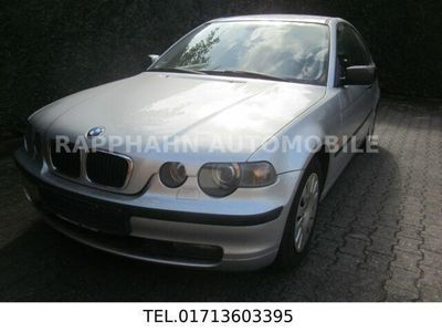 gebraucht BMW 316 Compact Baureihe 3 Compact ti