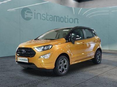 gebraucht Ford Ecosport EcoSport10 ECOBOOST ST-LINE AUDIO WINTER-PAKET