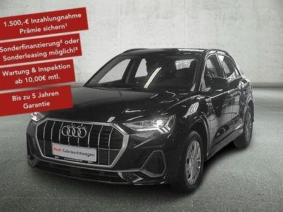 "gebraucht Audi Q3 35 TDI S-tronic S line LED Navi LM 18"" Shzg"