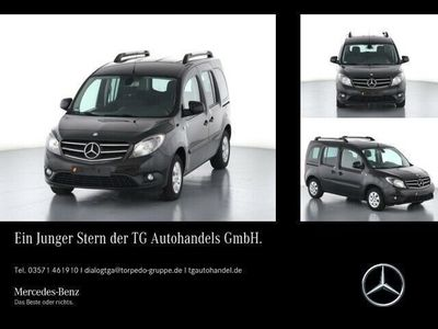 gebraucht Mercedes Citan 111 TOURER/KOMBI EDITION L+KLIMA+TEMPOMAT