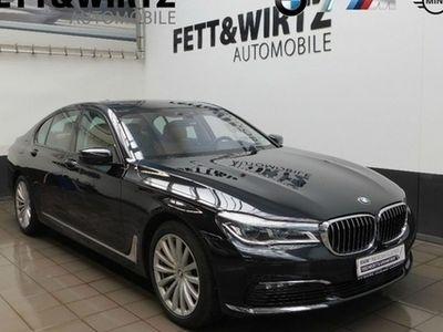 käytetty BMW 750 d xDrive Limousine