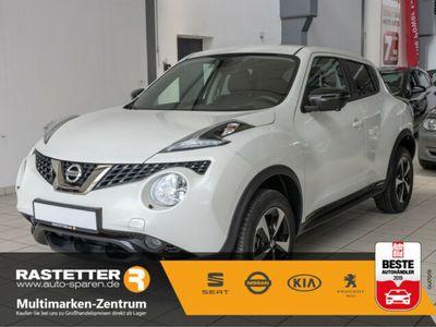 gebraucht Nissan Juke 1.6 n-connecta Navi Xenon Tech Bose Shzg