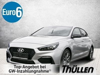 gebraucht Hyundai i30 Fastback N-Line 1.4 Turbo Komfortpaket PDC