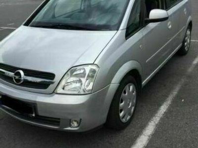 gebraucht Opel Meriva 1.8 16V Cosmo