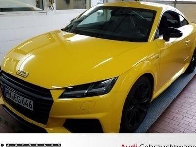 gebraucht Audi TT Coupé Coupe 2.0 TDI quattro S-LINE+LED+LEDER+GRA