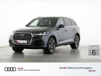 gebraucht Audi Q7 S line 3.0 quattro TIPTR ACC HUD BOSE LED