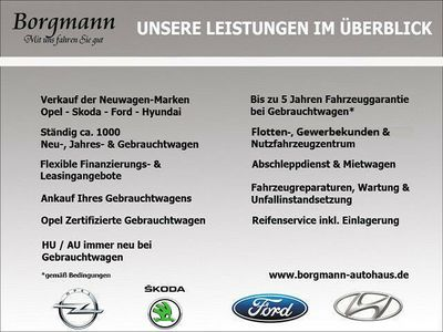 gebraucht Ford B-MAX 1.4 Duratec Trend Bordcomputer Berganfahra