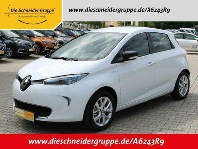 gebraucht Renault Zoe Life Option auf Limited Paket Navi PDC