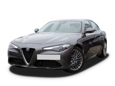second-hand Alfa Romeo Giulia