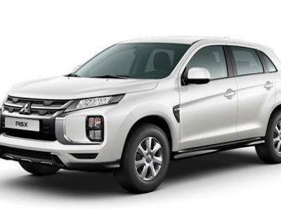 gebraucht Mitsubishi ASX BASIS 2,0 l MIVEC ClearTec 2WD MT