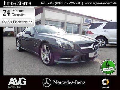 gebraucht Mercedes SL500 AMGLine/COMAND APS/Navi/Pano.-Dach/Autom.