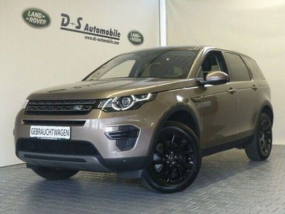 gebraucht Land Rover Discovery TD4 SE