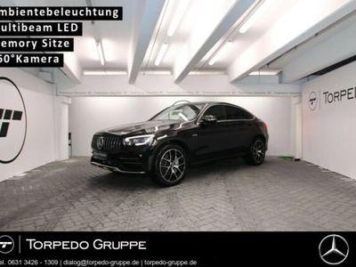 gebraucht Mercedes GLC43 AMG AMG 4M COUPÉ LED+SHD+NAVI+WIDESCREEN+DIS