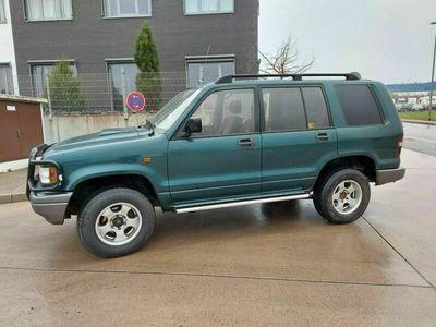 gebraucht Opel Monterey 3.1 TDI *EURO 3* *KLIMAANLAGE* als SUV/Geländewagen/Pickup in Jena