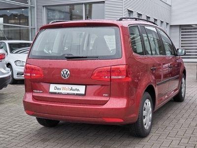 gebraucht VW Touran Trendline 1.6TDI PDC,Klima,ISOFIX