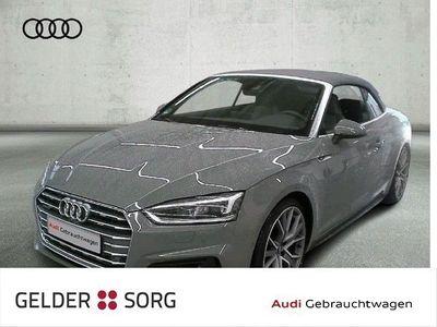 gebraucht Audi A5 Cabriolet 45 TFSI qu. S line AHK*S-Sitze*Matrix*B&O