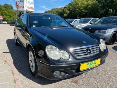 gebraucht Mercedes C160 Coupe / Panoramadach