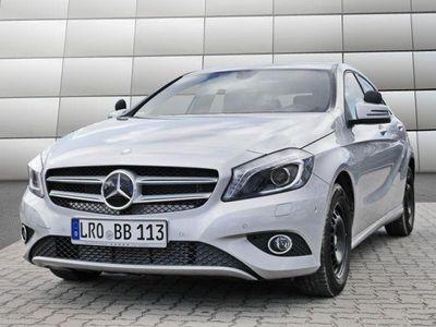 gebraucht Mercedes A180 CDI BE AHK Navi Fahrschulpaket Xenon