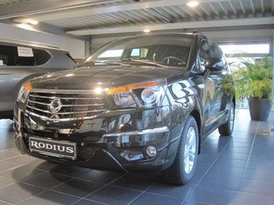 gebraucht Ssangyong Rodius 2.2 2WD Turismo Sitzheizung / PDC