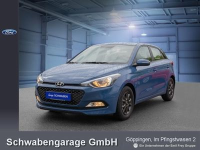 gebraucht Hyundai i20 1.2 Trend