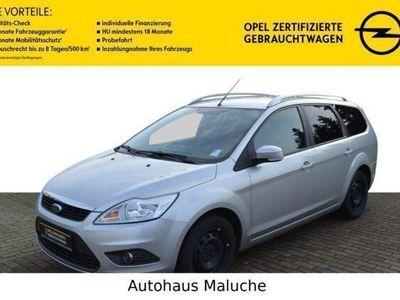 gebraucht Ford Focus Turnier Viva+WKR+Garantie+gepflegt
