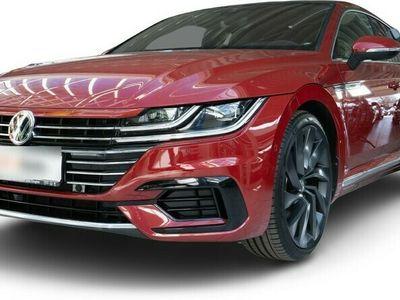 gebraucht VW Arteon ArteonR-Line TDI DSG Bluetooth Head Up Display