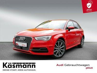 gebraucht Audi A3 Sportback e-tron HYBRID Standheizung ACC
