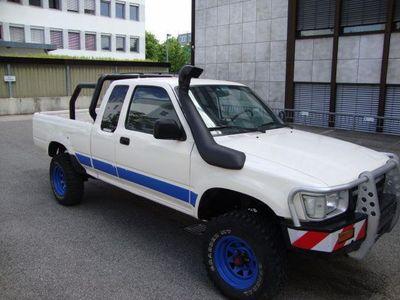 gebraucht VW Taro 4x4 Xtra Cab