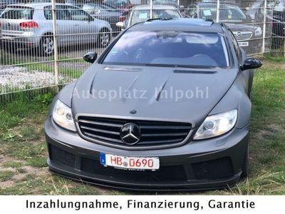 używany Mercedes CL500 Prior Umbau Black Series Voll