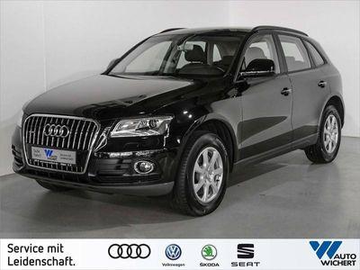 gebraucht Audi Q5 2.0 TDI quattro S tronic LEDER/NAVI/BI-XENON
