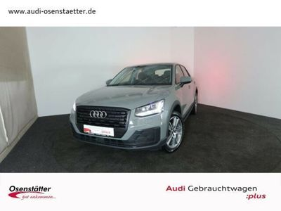 "gebraucht Audi Q2 2,0 TDI LED/18""/PDC/Klima/Sitzhzg./DAB"