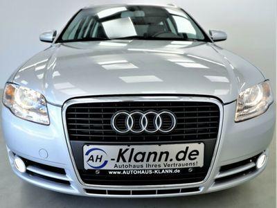 gebraucht Audi A4 Avant 2.0 TDI 140 PS DPF Automatik Navi PDC