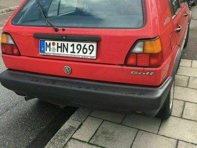 gebraucht VW Golf II Function,2.Hand