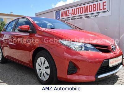 gebraucht Toyota Auris Basis/TOPZUSTAND/80000KM/8-FACH BEREIFT