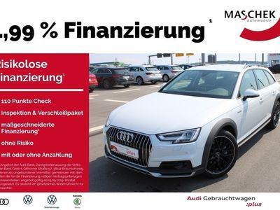 gebraucht Audi A4 Allroad quattro 3.0 TDI AHK LED ACC Alcantara L