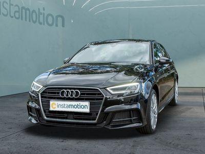 gebraucht Audi A3 A3Sportback*S-LINE*2.0 TDI*S-TRO/KAM/VIRT/LED
