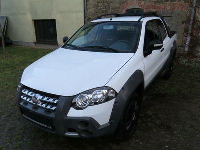 gebraucht Fiat Strada 1.3 Lange Kabine Adventure