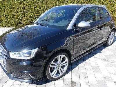 gebraucht Audi S1 2.0 TFSI quattro/231 PS/Xenon/1.Hand/TOP