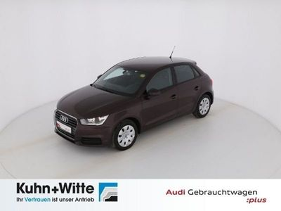 gebraucht Audi A1 1.0 TFSI Einparkhilfe*Klima*Interface*Tem