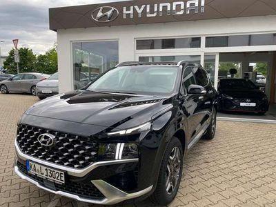 gebraucht Hyundai Santa Fe Signature 1.6 Turbo Plug-In Hybrid 4WD / Pano-Dach