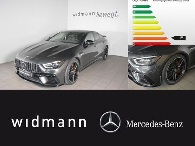 gebraucht Mercedes AMG GT 63 S 4MATIC+ Sitzklima*Designo*Burmester