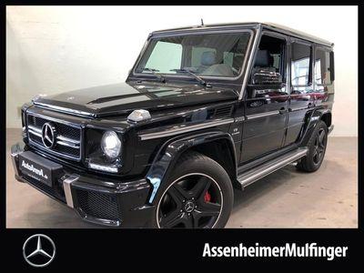 gebraucht Mercedes G63 AMG AMG **COMAND/Designo/Kamera/Standhz