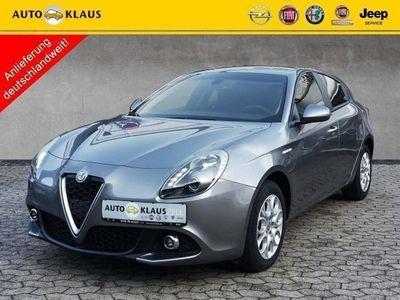 gebraucht Alfa Romeo Giulietta 1.6 JTDM Super Navi Navi+Einparkhilfe