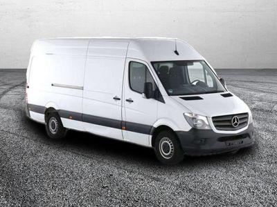 gebraucht Mercedes Sprinter 316 CDI KASTEN*LANG+HOCH*KLIMA*PTS*NAVI Klima