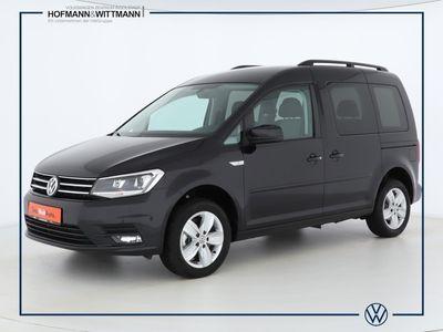 gebraucht VW Caddy Comfortline 1,4 TSI Xenon+Einparkhilfe
