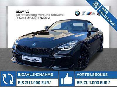 gebraucht BMW Z4 M 40i INKL. WKR M Sportbr. Head-Up HK HiFi